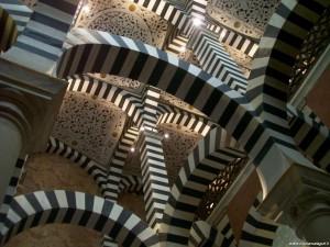 Rocchetta Mattei, sala degli archi