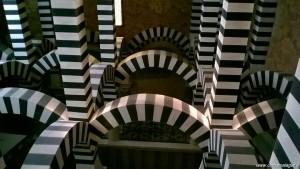 Rocchetta Mattei, stanza degli archi