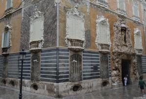 Valencia, Palacio del Marques de Dos Aguas