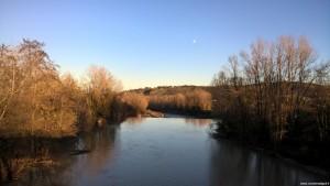Vignola, fiume Panaro