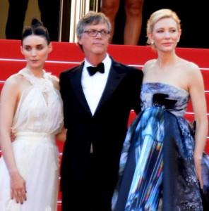 Carol, protagoniste e regista al Festival di Cannes 2015