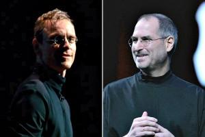 Michael Fassbender e Steve Jobs