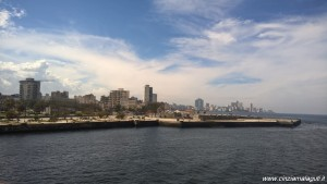 Cuba, L'Avana, skyline