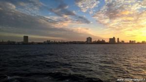 Cuba, L'Avana al tramonto