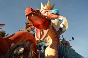 Fano, Carnevale 2016, carro allegorico