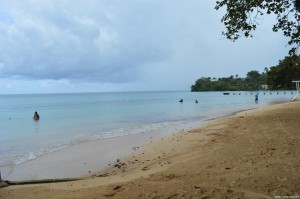 Giamaica, spiaggia vicino Ocho Rios
