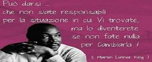 Martin Luter King, frase