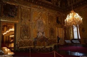 Palazzo Reale Torino, una sala