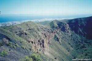 Isole Canarie, Gran Canaria, burrone di Guayadeque