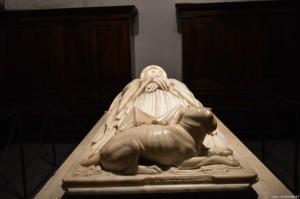 Lucca, scultura di Jacopo della Quercia
