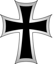 Croce dell'Ordine teutonico