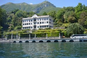 Lago di Como, Tremezzo, villa Carlotta