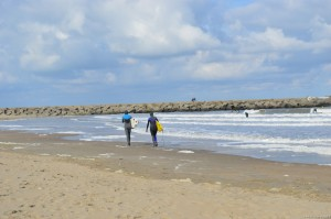 Olanda, L'Aia, spiaggia