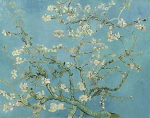Vincent Van Gogh, Ramo di mandorlo fiorito, Museo Van Gogh Amsterdam