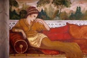 Donna dell'Antica Roma