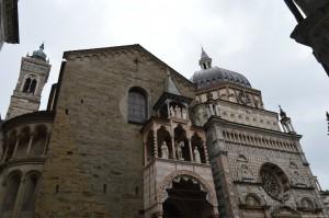 Bergamo Alta, Basilica di Santa Maria Maggiore e Mausoleo Colleoni