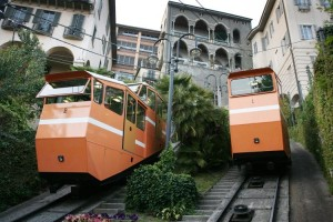 Bergamo, funicolare