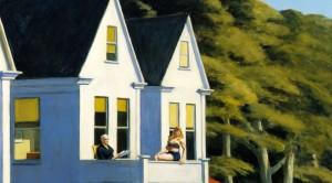 Edward Hopper, dipinto