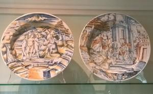 Museo della Ceramica di Faenza, arte ceramica europea
