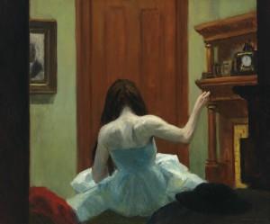 New York Interior, Edward Hopper