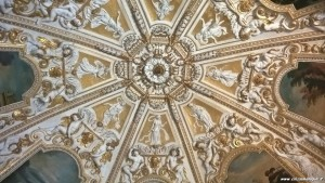 Sassuolo, Palazzo Ducale, decorazioni interne