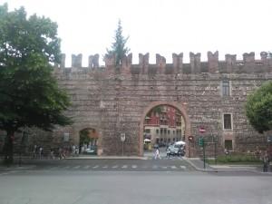 Verona, le mura
