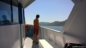 In navigazione tra Riccione e Pesaro