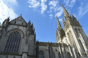 Quimper, Cattedrale
