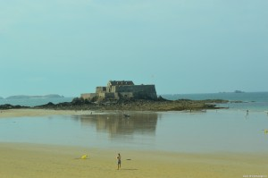 Saint Malo, Fort du Petit Bé