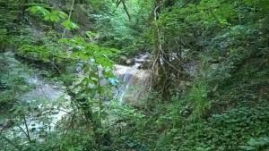 Cascate Bucamante, rio Bucamante