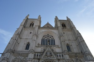 Nantes, Cattedrale