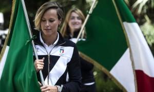 Olimpiadi Rio 2016 cerimonia d'apertura Pellegrini