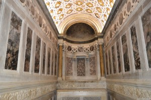 Urbino, Palazzo Ducale, Cappella del Perdono