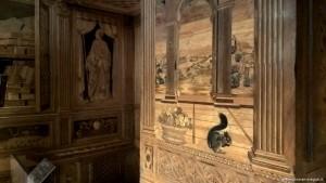 Urbino, Palazzo Ducale, Studiolo del Duca