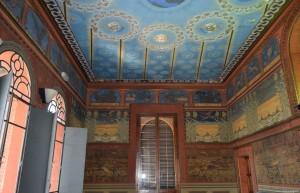 Bentivoglio, Palazzo Rosso, Sala dello Zodiaco