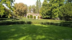 Parco romantico di Villa Magnani a Mamiano di Traversetolo, Parma
