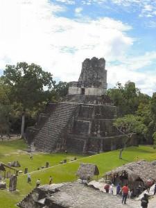Sito Maya di Tikal, Guatemala
