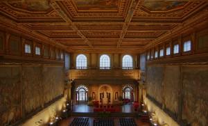 Firenze, Palazzo Vecchio, Salone dei Cinquecento