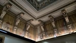 Palazzo Ducale, decorazioni interne di una sala