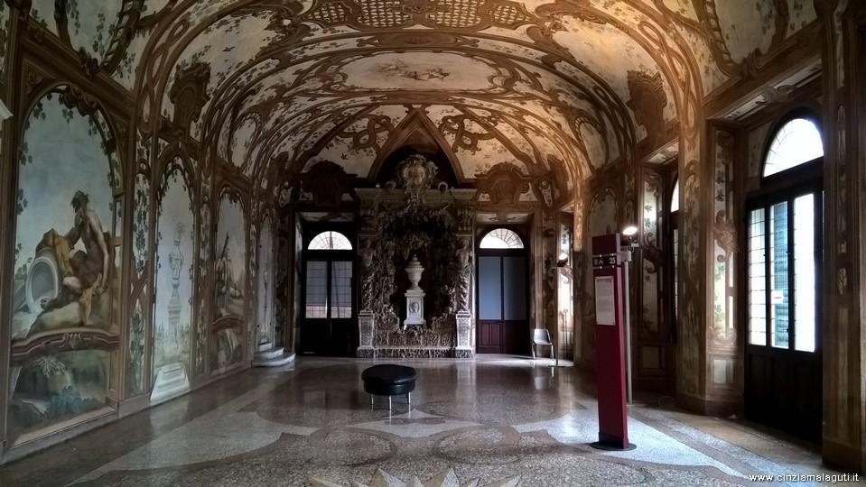 Mantova e sabbioneta esperienziando vitae for Planimetrie del palazzo con sala da ballo