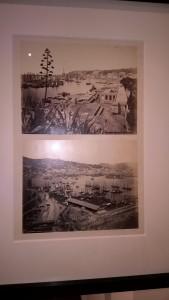 Modena, Foro Boario, mostra Robert Rive, alcune foto esposte di Genova