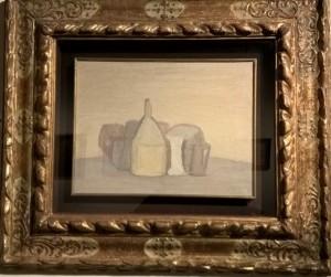 Natura morta di Giorgio Morandi