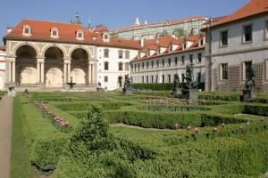 Giardini del Palazzo Wallenstein, Praga