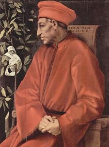 Ritratto di Cosimo il Vecchio, Pontormo