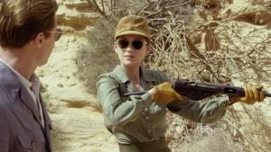 Allied, scena del film