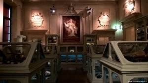 Bologna, Palazzo Poggi, collezioni Aldrovandi