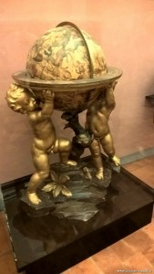 Bologna, Specola, antico globo celeste