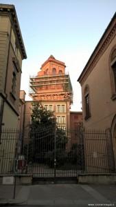 Bologna, torre della Specola, antico osservatorio astronomico
