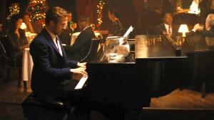 La La Land, Ryan Gosling in una scena del film
