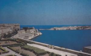 Malta, La Valletta, Forte Sant'Elmo.